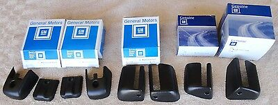 NOS 82-92 Trans Am Camaro Firebird Z28 GTA IROC seat track cover set orig GM !