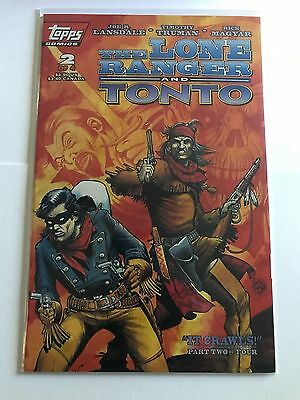The Lone Ranger and Tonto:  It Crawls #2