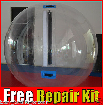 2.0M Water Walking Ball Inflatable Zorb Walk Jump on Water German Zip