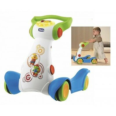 Chicco Ergo Gym Jogging First Steps Baby Walker Musical Toy
