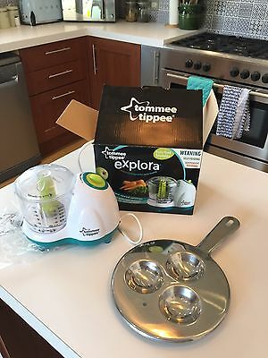 Tommee Tippee food blender Barely Used And Food Portion Warmer