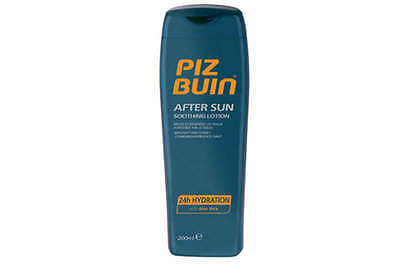 PIZ BUIN SOOTHING AFTER SUN LOTION 200ml 24H HYDRATION with ALOE VERA