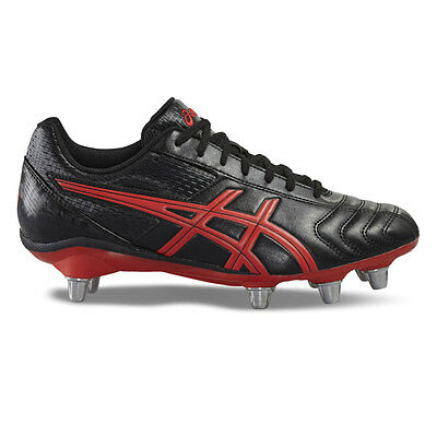 Asics Lethal Tackle Onyx Rugby Boots Mens