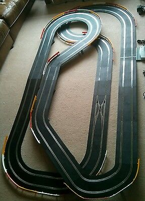 Scalextric Sport Digital 8x4 Layout - Complete Set with Porsche Boxsters
