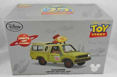 Disney Store D23 Limited-Edition Toy Story Light Up Pizza Planet Truck LE 26/300