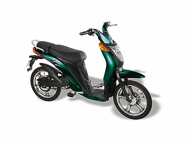 Jetson Eco-Friendly Electric Bike-Hunter Green Hunter Green