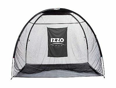 Izzo A43052 The Giant Junior Hitting Net (8-Foot x 10-Foot Hitting Area)