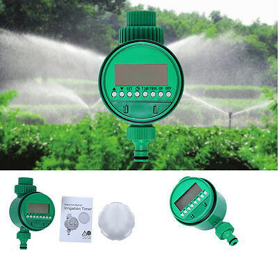 1x Electronic Water Timer Home Intelligence Garden Irrigation Controller