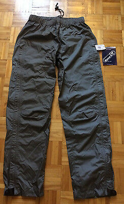 Waterproof breathable fabric pants - Entrant DT - New with tags! Size M