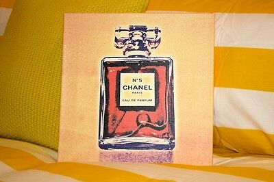 Exclusive Limited Edition CANVAS Print Original Photography - Chanel No. 04