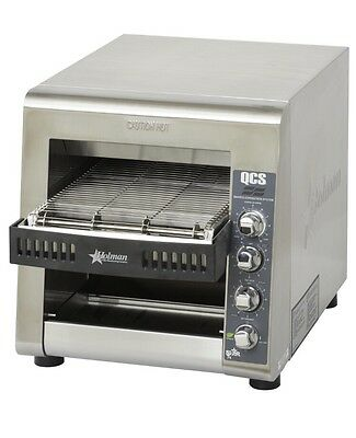 Star, Holman QCS3-950, conveyor toaster, toast, bagel, QCS3950 -  1 Time Used.