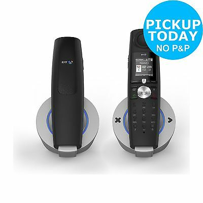 BT Halo Telephone with Answer Machine - Twin -From the Argos Shop on ebay