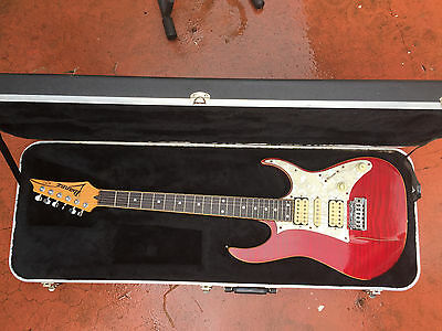Ibanez RT Series electric guitar in HSC