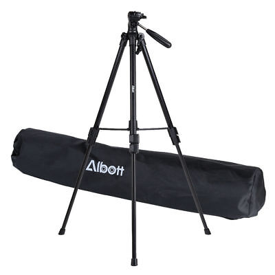 "70"" Digital Camera Video Tripod Monopod with Carry Bag for Nikon Sony Canon"
