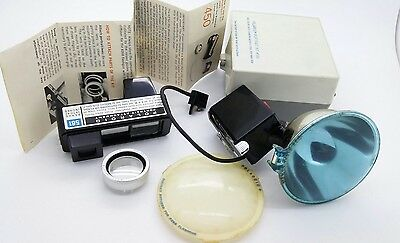 "Vintage Polaroid #561 Portrait Kit with flash #268 for POLAROID 250 350 ""450"""