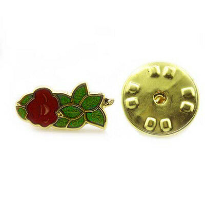 Enamel Rose Croix Masonic Lapel Pin (or Badge)