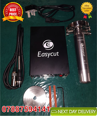 Easycut Metal Stainless Steel Kebab Doner Slicer Cutter Machine and Accessories