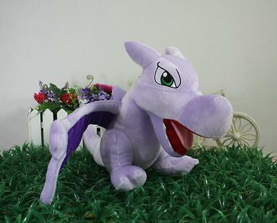 2017 NEW Pokemon Go Aerodactyl Plush Soft Teddy Stuffed Dolls Kids Toy 30cm