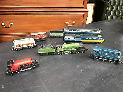 Collection Of Old Trains. To Offers.