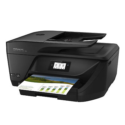 HP OfficeJet 6950 All-in-One Multifunktionsdrucker Drucker Scanner Faxen WLAN