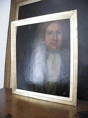 CHARMING GEORGIAN ANTIQUE PATINATED GILT GESSO PICTURE FRAME 33.5 x 18.9 CMS