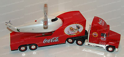 Coca-Cola Holiday Helicopter Carrie (Offical Coke Product, 2000) Limited Edition