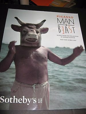 Sotheby's    Marina Picasso Ceramics 2017 May 18  Works Of Art  Auction Catalog