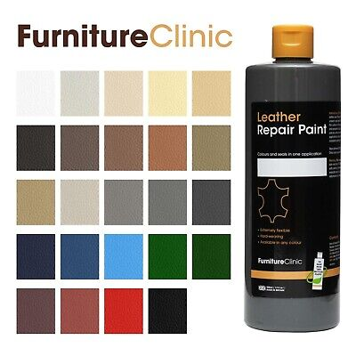 ALL IN ONE Leather Repair Paint (large) to dye and restore leather