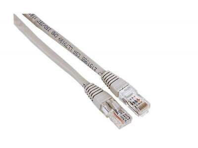 Hama 10m Netzwerk-Kabel Cat5e Gigabit UTP Lan-Kabel Patch-Kabel Cat 5e PC DSL