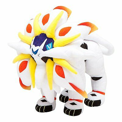 New Pokemon Plush Solgaleo doll Sun Moon Plush Doll Stuffed Animal Toy