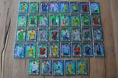 Panini Road to Russia 2018 Adrenalyn Trading Cards Fan`s Favourite aussuchen
