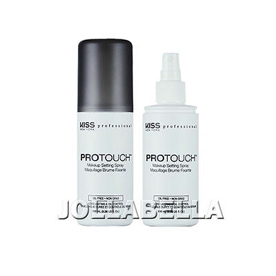 Kiss PROTOUCH Makeup Setting Spray Fixer Long Lasting Oil Control 100ml KFS01