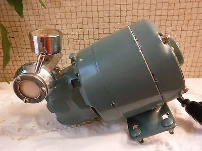 VINTAGE WORKING Gomco Aspirator + Glass Bottle PLUS Lots of Extras, Many Unused