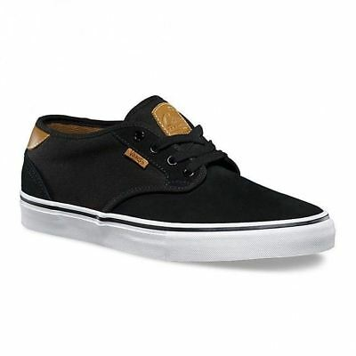 8823c575baa120 VANS CHIMA ESTATE Pro (Marble) Black Skate Shoes UltraCush MEN S 6.5 ...