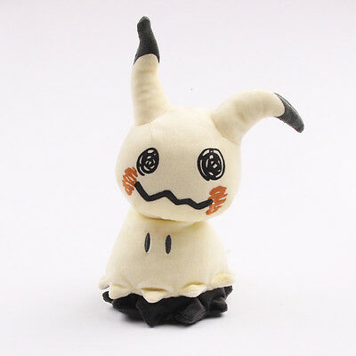 "New Pokemon Go Sun Moon Mimikyu Plush Dolls Soft Stuffed Toys 25CM/10"" Kid Gift"