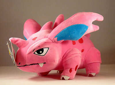 Pokemon Go NIDORINO plush doll 12 inches/30cm Doll Plush Stuffed Kid Toy Gift