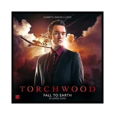 Torchwood - 1.2. Fall to Earth by James Goss (CD-Audio, 2015)