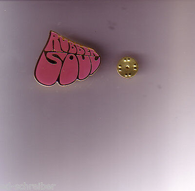 Beatles RUBBER SOUL Hat  Pin  SPECIAL SUMMER PRICE