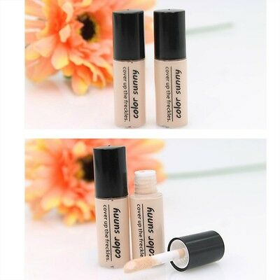 Beauty Face Foundation Concealer Liquid Hide Blemish Cream Cover Dark Eye Circle