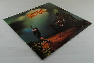 AC/DC - Let There Be Rock LP! 1°ST CAN Press! Beauty Copy! MEGARARE!