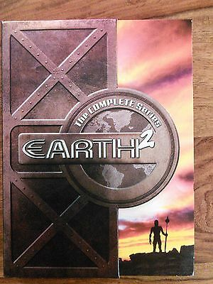 Earth 2 - The Complete Series [DVD] - REGION 1