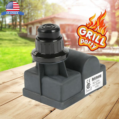 03340 BBQ Gas Grill Spark Generator Igniter 4 Outlets Push Button Ignitor