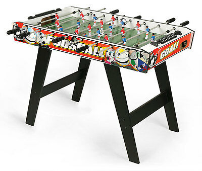 3ft Table Soccer Foosball Floor Table Kick-off Game Set Indoor Game Toy