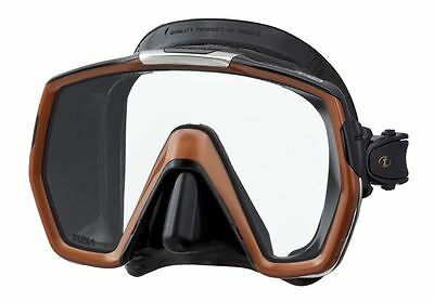 Tusa Freedom HD Dive Mask PREMIUM PROFESSIONAL QUALITY - RRP £72