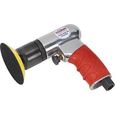 Sealey Air Polisher Ø75mm Mini