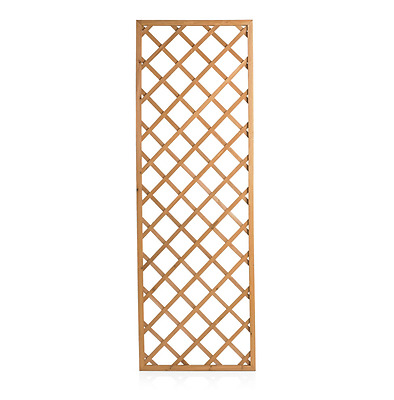 Garden Wall Trellis Decorating Wooden Panel Outdoor Fence Support