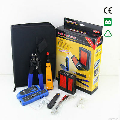 Network Toolkits Non-contact Voltage Detector identify hot and neutral conductor