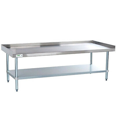 "NEW Regency 30"" x 60"" Stainless Steel Work Prep Table Commercial Equipment Stand"