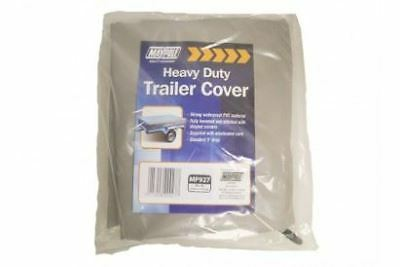 Maypole 4 ft x 3 ft - 4x3 - 4ft x 3ft Leathercloth Trailer Flat Cover - MP927