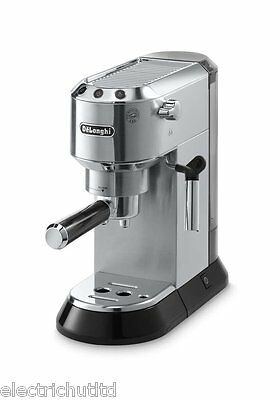 DeLonghi EC680.M Premium Pump Coffee Machine 15 Bar - Stainless Steel